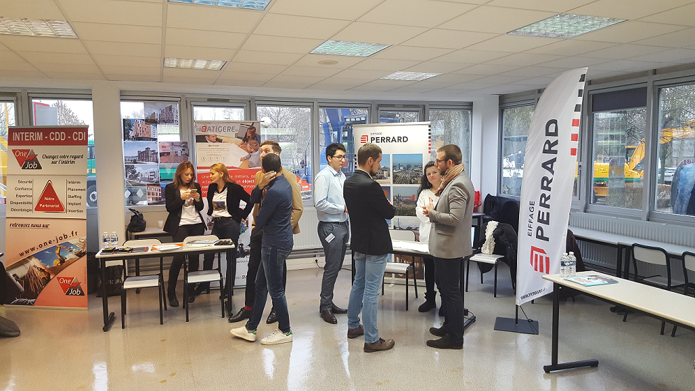 Participation au Forum Avenir Construction
